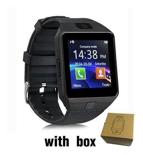 Dz09 Smart Watch Call Online Touch Screen Posicionamiento