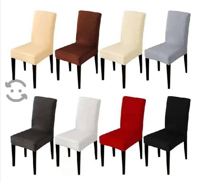 Fundas para silla de comedor (paq. De 6 pz)