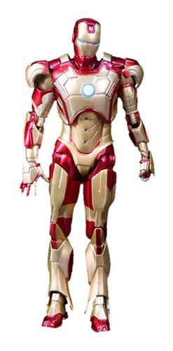 Iron Man 3 Avengers Movil Modelo Hecho A Mano