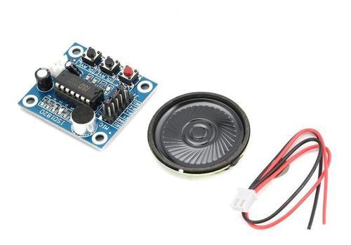 Isd1820 10s Grabadora De Sonido De Voz Kit Módulo