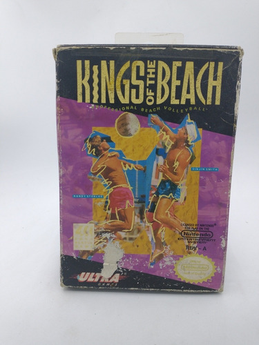 King Of The Beach Nes En Gordito Coleccionables