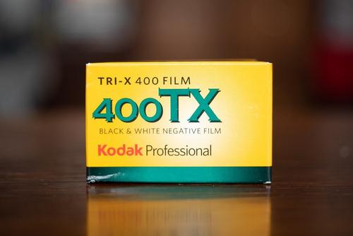 Kodak 400tx - Película 35mm