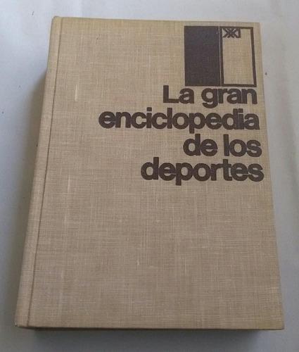 Libro Usado Coleccionable La Gran Enciclopedia De Los Deport