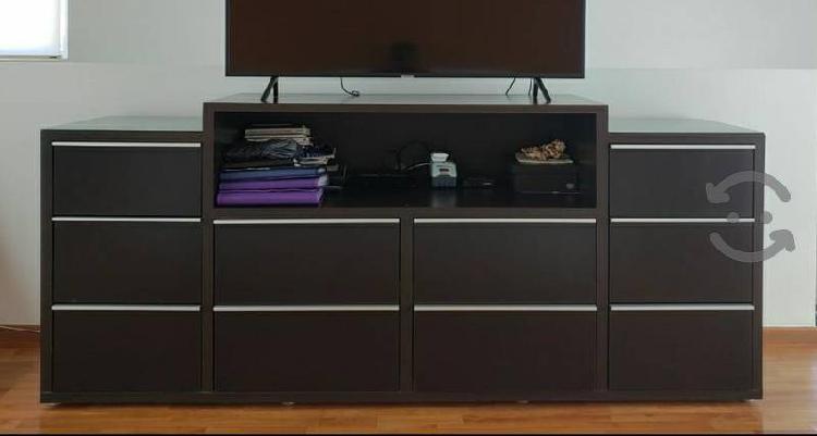 Mueble para TV con Cajonera