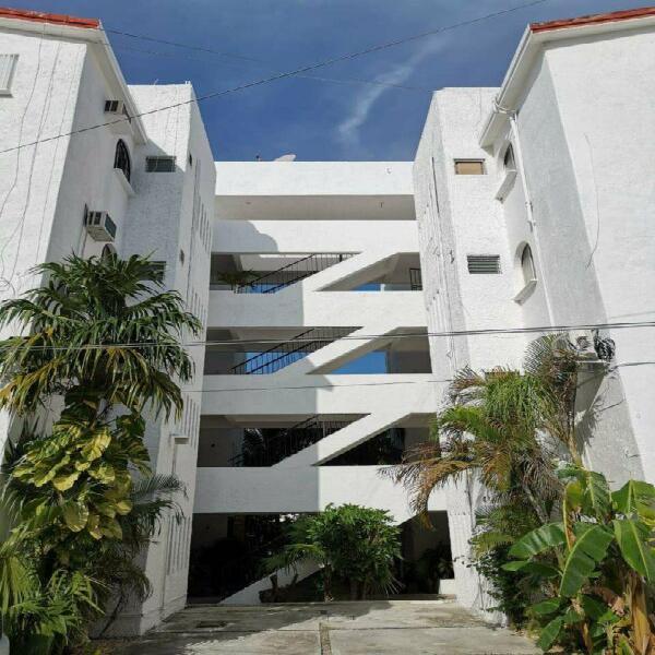 Se Renta Departamento en Cancun Amueblado Av. Nader Sm.2-A