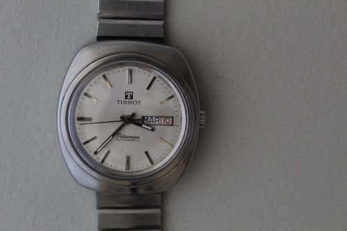 Tissot 17 Joyas Automático Millonaire1977