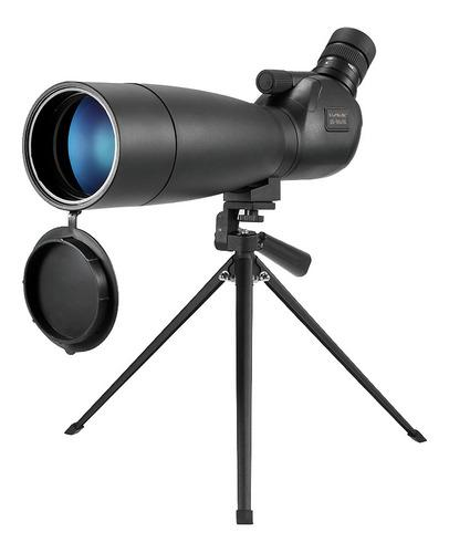 Visionking Bak4 - Telescopio Acodado (20 X 60 X 80 Cm)