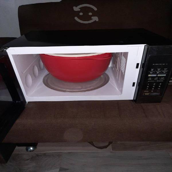horno de microondas a muy buen precio