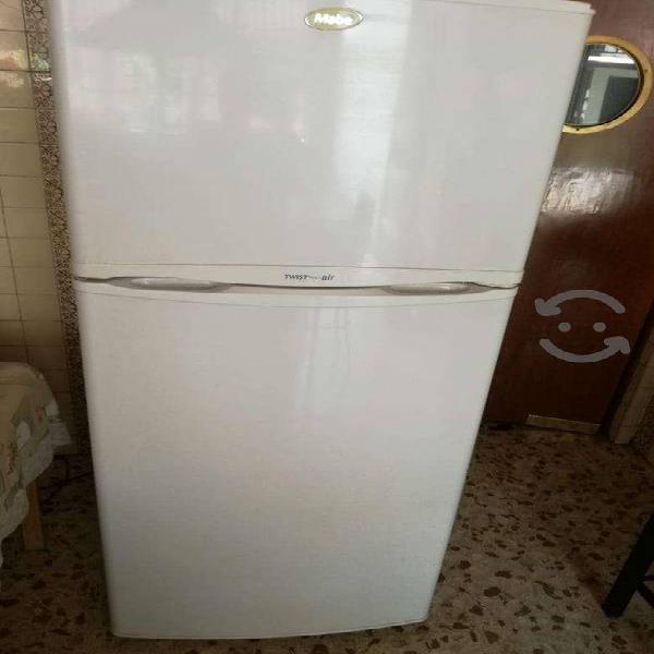 refrigerador dos puertas