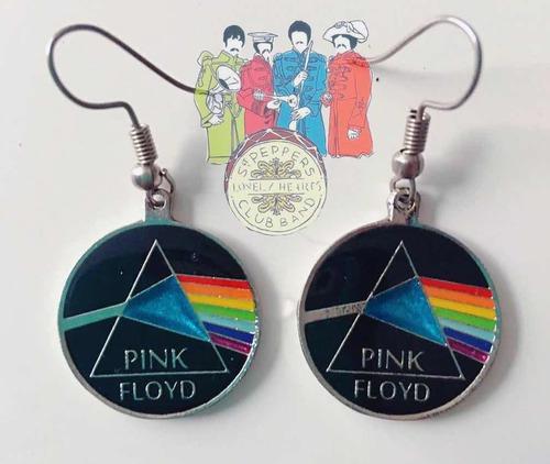 Aretes De Metal De Pink Floyd