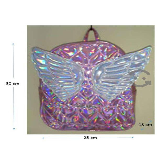 Bolso o Mochila tipo Backpack Alas de Angel