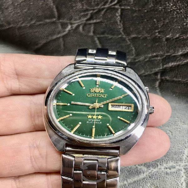 Gran reloj Orient Automatico