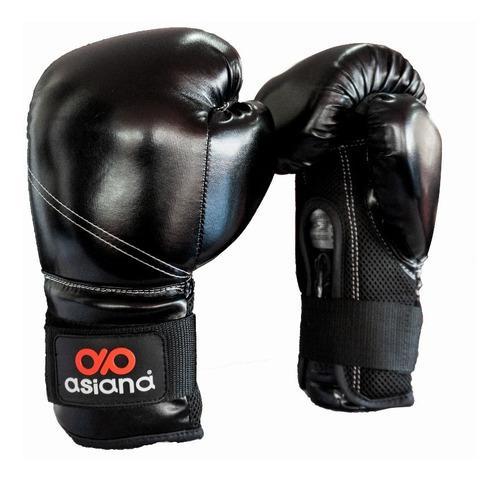 Guante Asiana De Box Kickboxing Muay Thai