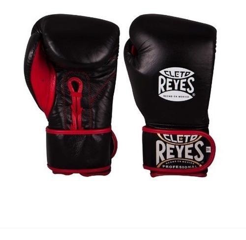 Guantes De Box Cleto Reyes Rediseñados Color Negro Talla M