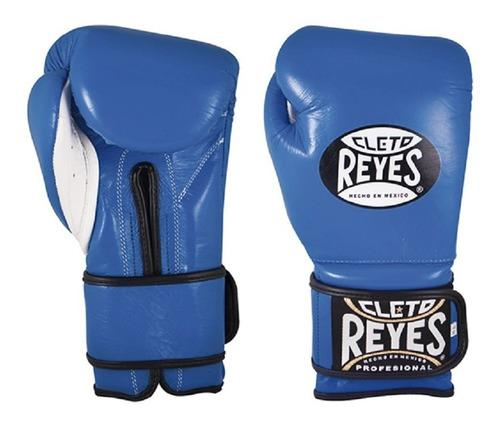 Guantes De Entrenamiento Cleto Reyes Azules 14 Oz