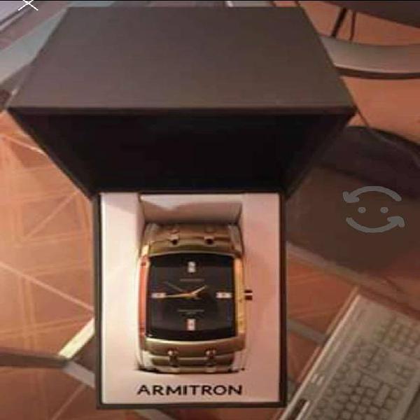 Hermoso reloj armitron