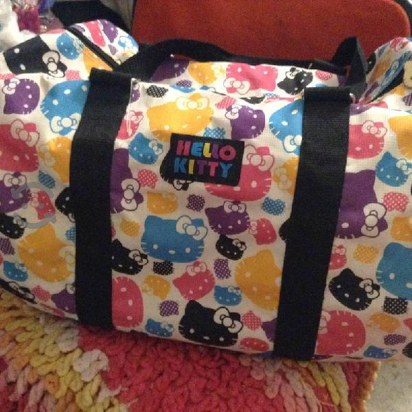 Maleta o Valija de Hello Kitty Original de Colores