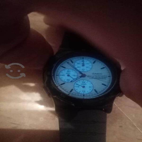Reloj Casio MWB-10 Vintage Chrono