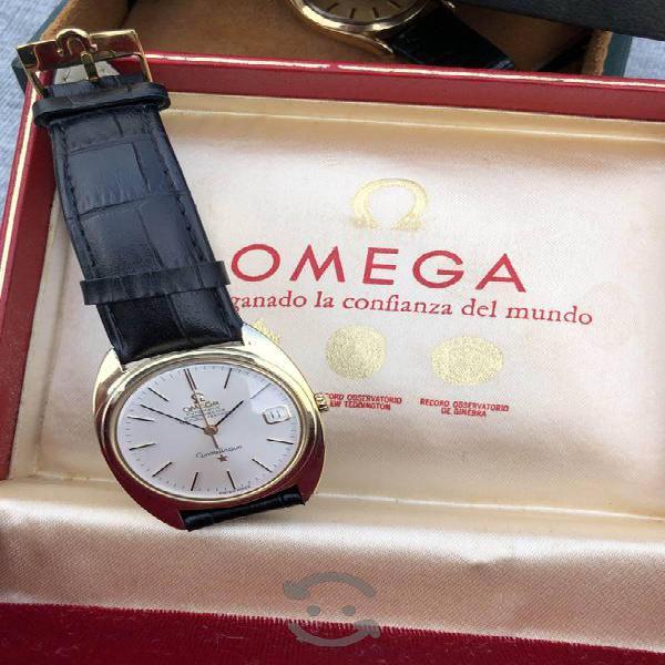 Reloj Omega Constellation Acero y oro 1966 automat