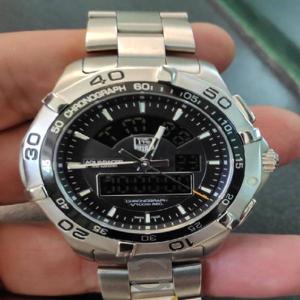 Reloj TAG Heuer Aquaracer 300 metros Chronotimer