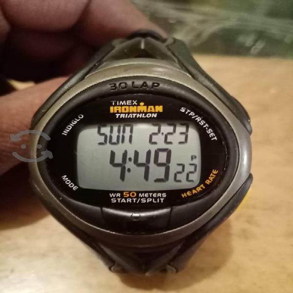 Reloj Timex Ironman Indiglo como nuevo
