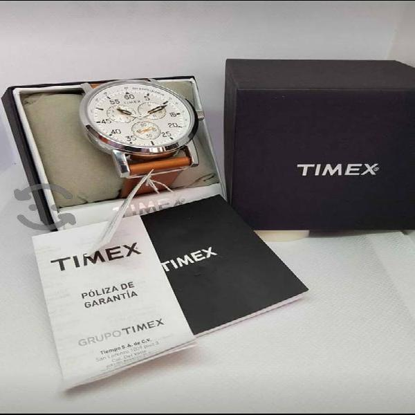 Reloj Timex Multifuncion Cafe