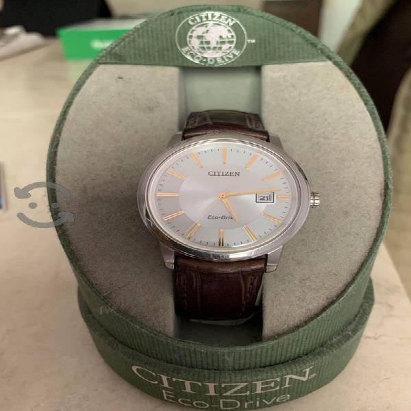 Reloj de caballero (Citizen Eco Drive)