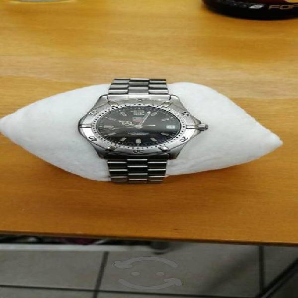 Reloj tag hauer professional 200 cristal zafiro