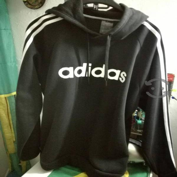 Sudadera Adidas Original Talla L Como Nueva
