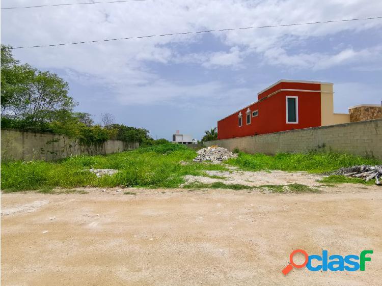 Terreno Residencial en Venta en Dzitya Merida