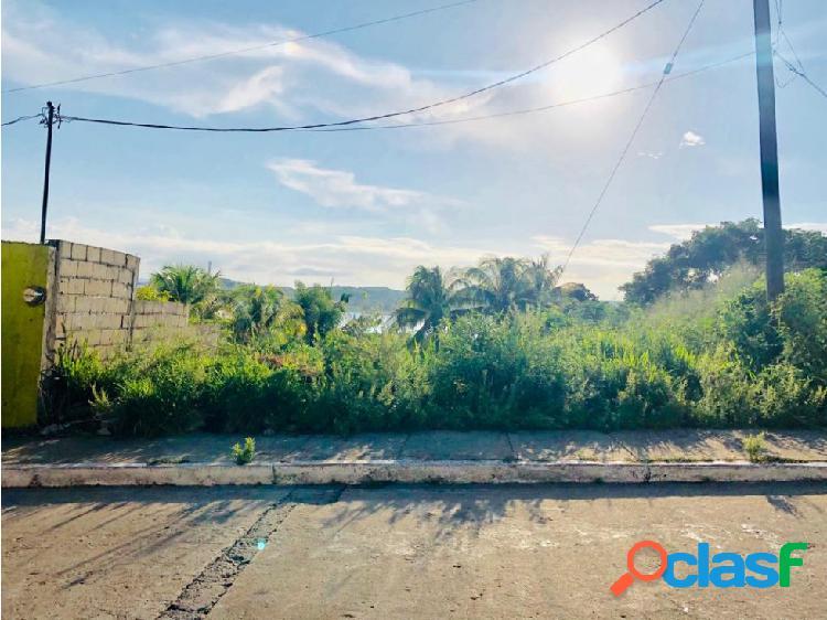 Terreno en Venta en Alvarado en la Col. Lomas del Rosario