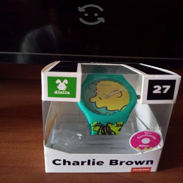 Venta de relojes de charlie brow-disliz