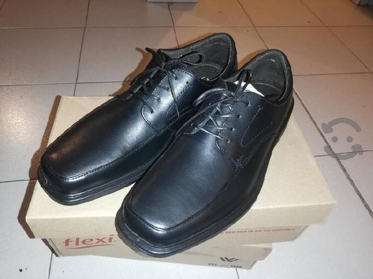 Zapatos flexi de piel #27
