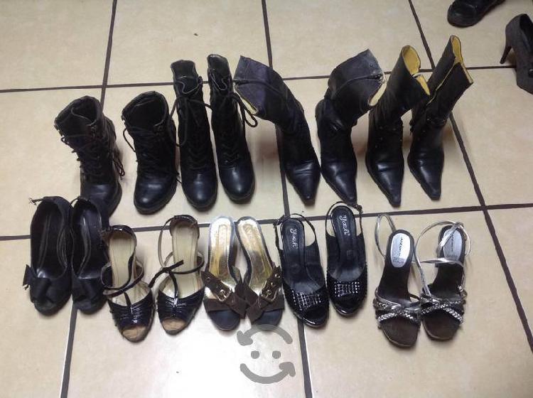 Zapatos y botas de mujer