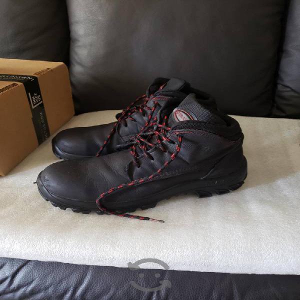 botas de piel para trabajo