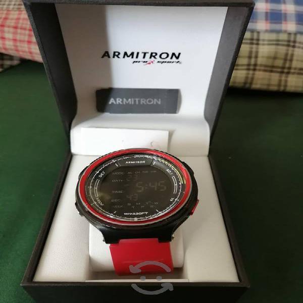 reloj ARMITRON para hoy!!!