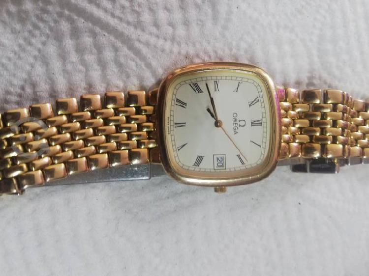 reloj Omega deville ,cuarzo