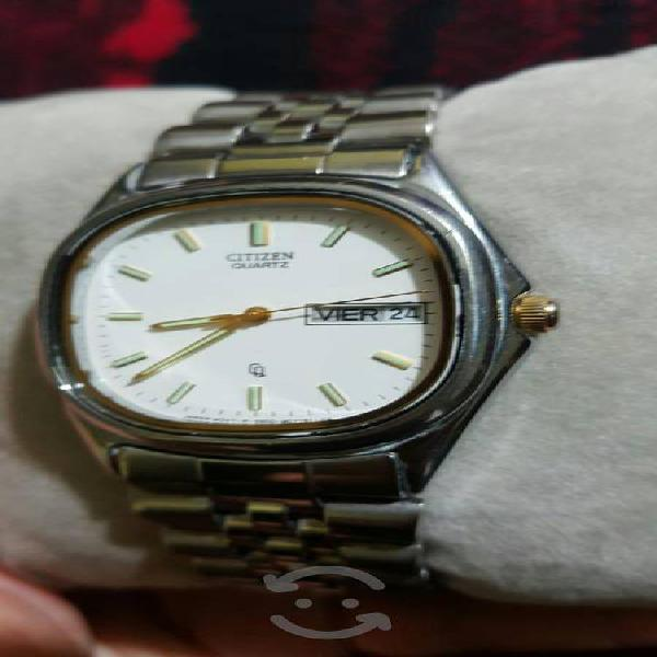 reloj citizen vintage