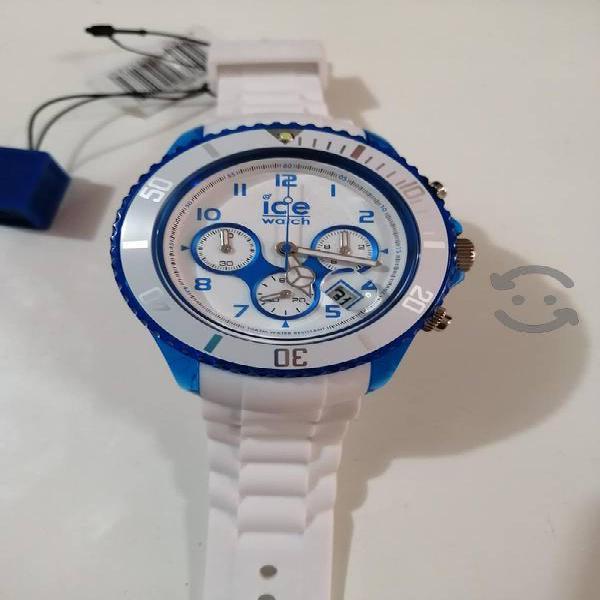reloj ice watch cronografo original