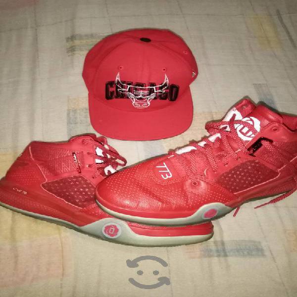 tenis Adidas Derrick Rose IV 773