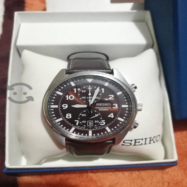 vendo reloj Seiko chronos