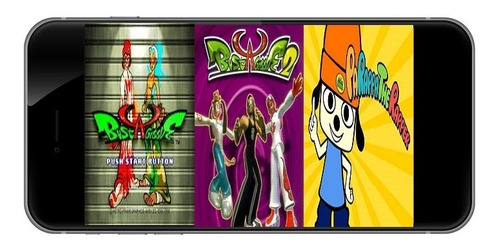 Bust A Groove 1 + 2 + Parappa De Ps1 Para Android Y Pc
