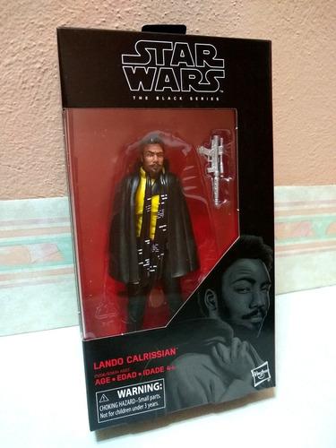 Lando Calrissian #65 - Star Wars The Black Series
