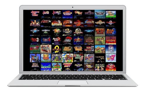Neo Geo Pack Juegos Para Computadora Pc Laptop Con Emulador