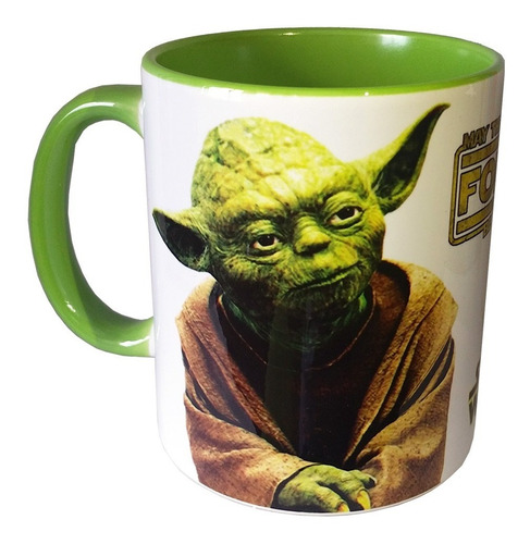 Taza Yoda Star Wars.