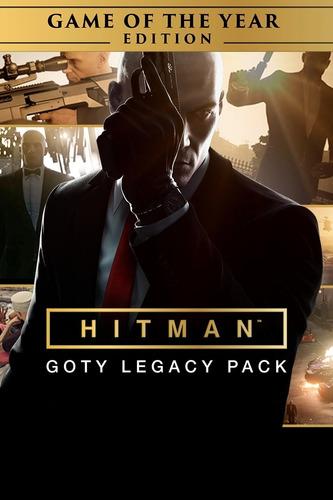 Hitman Edición Juego Del Año Xbox Incluye 53 Dlc Completo