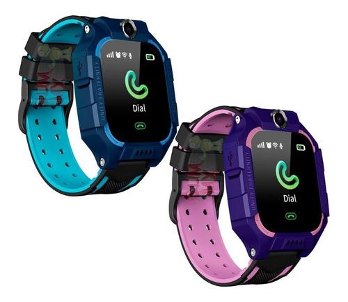 Reloj Localizador Niños Gps Smartwatch Camara Sos Llamadas