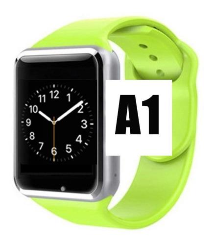 Smart Watch A1 Reloj Inteligente Calidad Sim Cámara