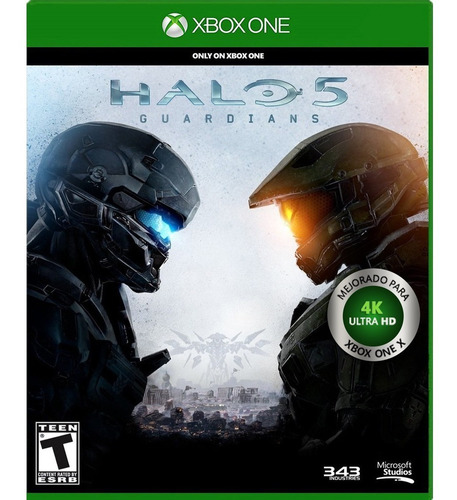 Xbox One Juego Halo 5 Guardians Para Xbox One