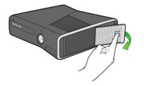 Disco Duro Para Xbox 360 Slim De 320 Gb Rgh